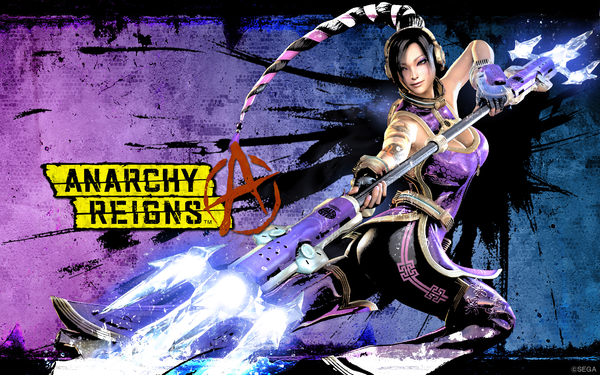 Xbox 360 Games 2013 Wallpapers | Anarchy R...