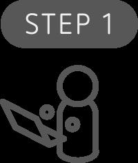 STEP:1
