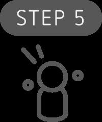 STEP:5