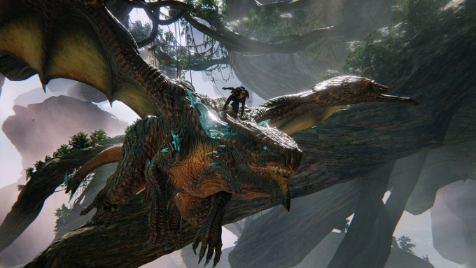 Scalebound Dragon