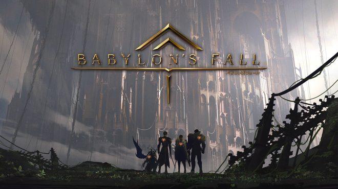 BABYLON'S FALL เกมใหม่จากแพลตตินั่มส์ เกมส์ ออกโดยสแควร์เอนิกซ์