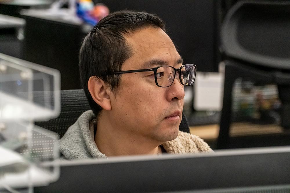 山口 孝明 インタビュー