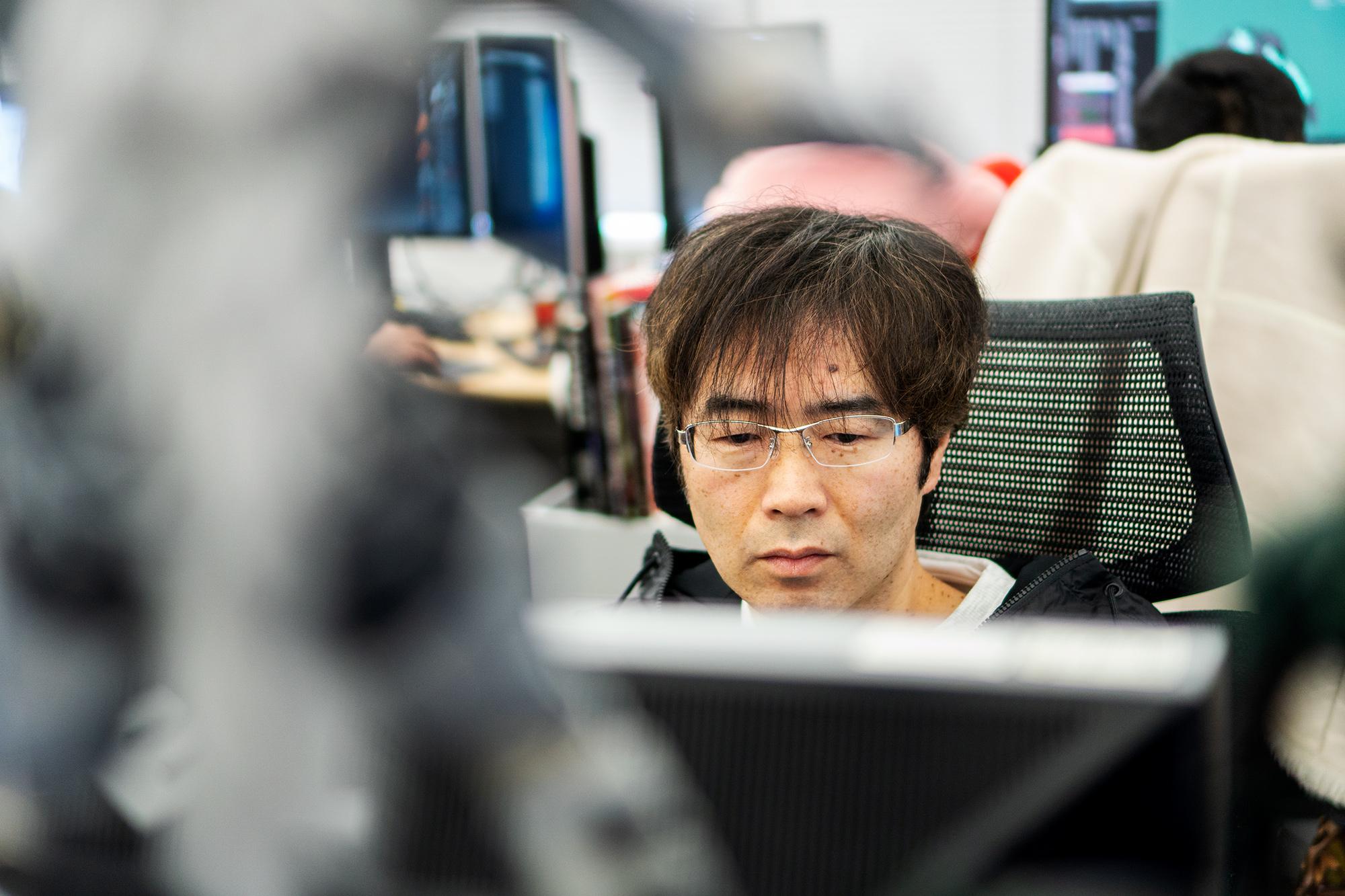 山本 拓生 インタビュー