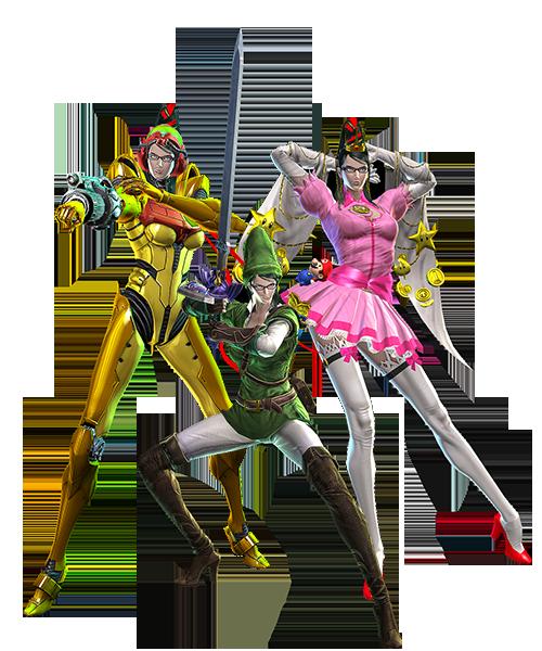Wii U版オマケ衣装