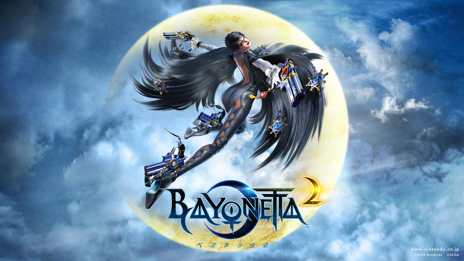 祝 海外発売 アイコン 壁紙プレゼント付き Bayonetta2 開発ブログ