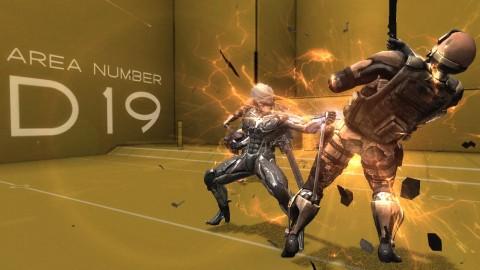 VR19:素手戦闘訓練
