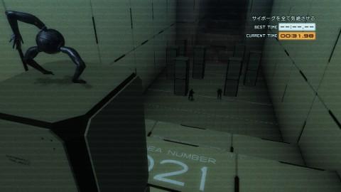 VR21:仔月光操作訓練